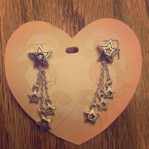 Sterling silver Brighton dangle earrings